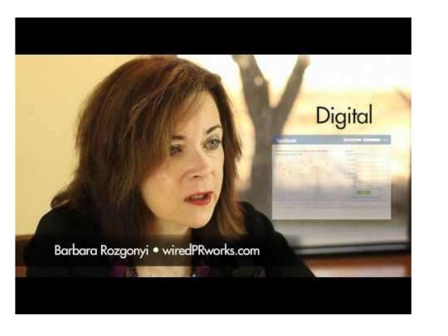 Thanks for Watching!!!Let's Connect!Barbara Rozgonyihttp://linkedin.com/in/barbararozgonyibarbara@corywestmedia.com@wiredp...