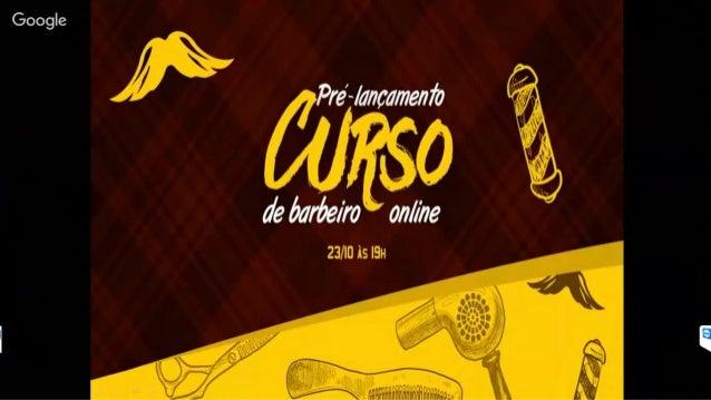 Curso de Barbeiro Online – Felippe Caetano | [Vídeo Lançamento Oficial]
