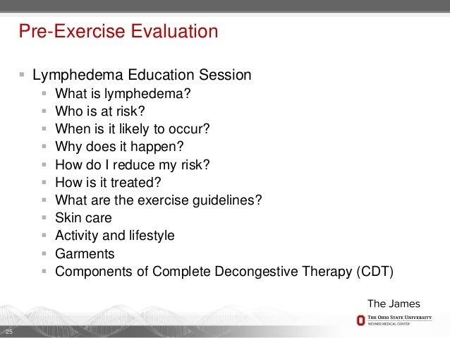 Exercising After A Cancer Diagnosis