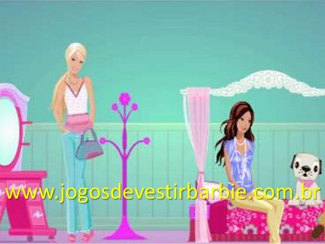 www.jogosdevestirbarbie.com.br