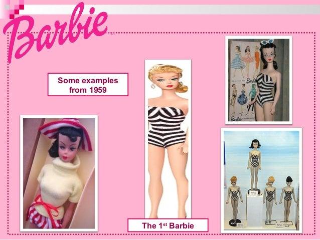 Barbie Case Study - YouTube