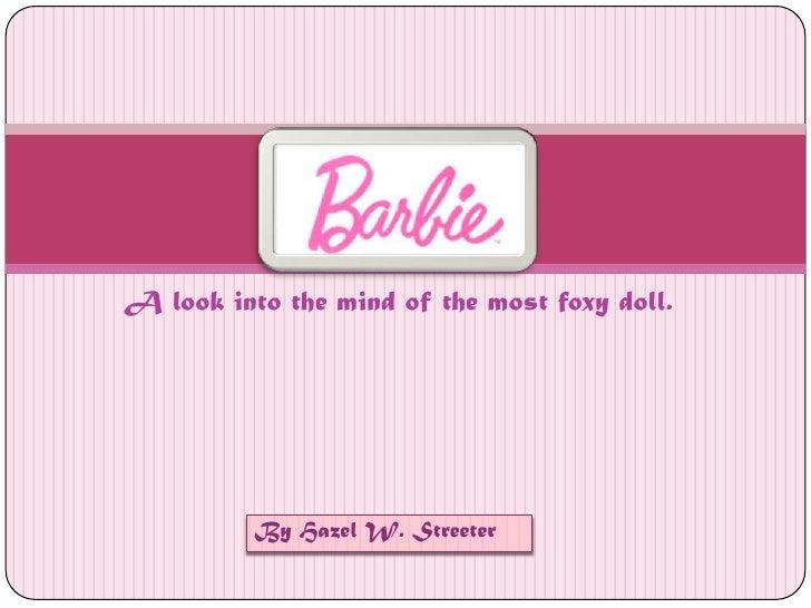 barbie doll power point 2