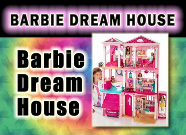 Barbie Toys For Girls : Barbie dream house  review best xmas toys for girls