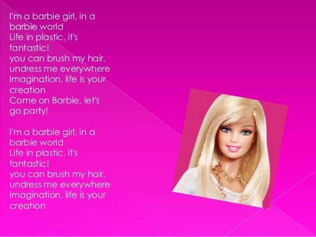 Barbie girl aqua скачать