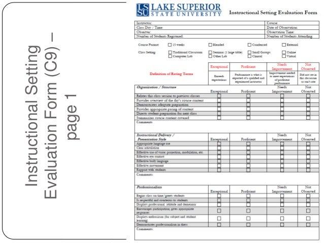 Peer Evaluation Form. Peer Evaluation Form 10+ Peer Evaluation ...