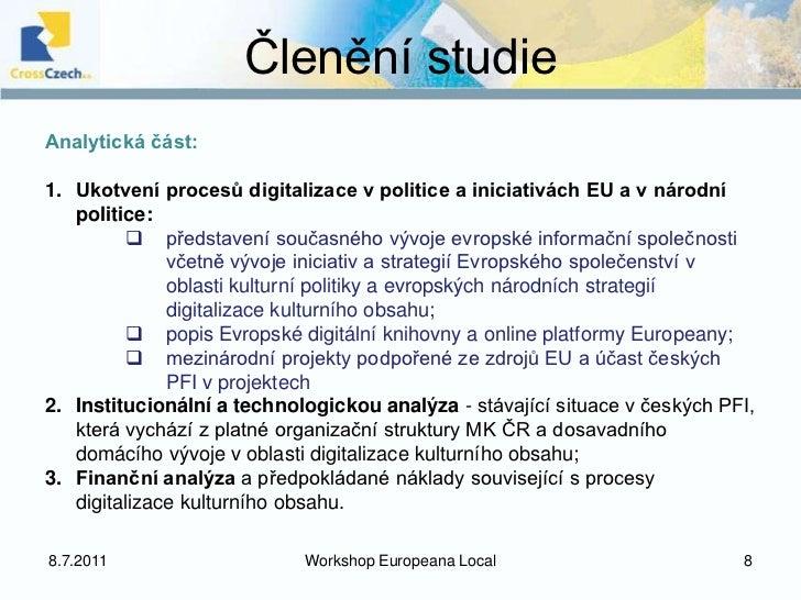 Czech Language And Culture Course