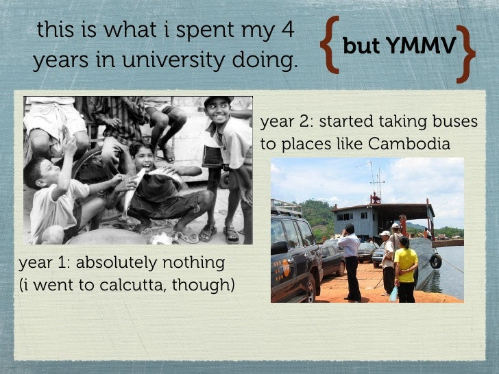 this is what i spent my 4  years in university doing.           {   but YMMV                                              ...