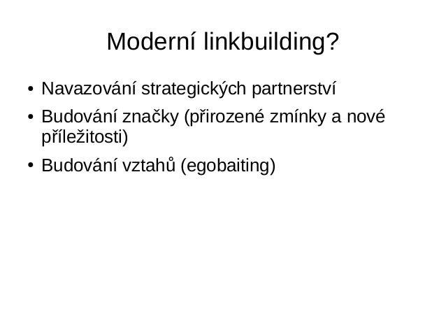 Jak získat odkazy pro libovolný web Slide 2