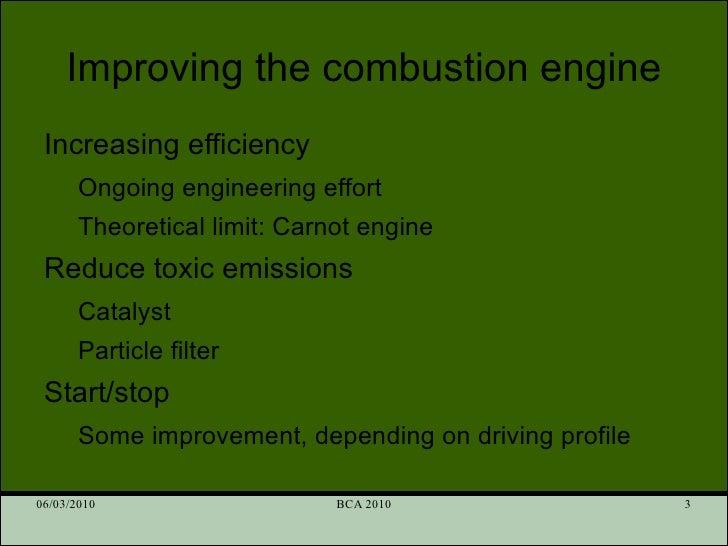 Alternative fuels Slide 3