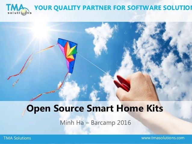 open source kits for building smart home. Black Bedroom Furniture Sets. Home Design Ideas