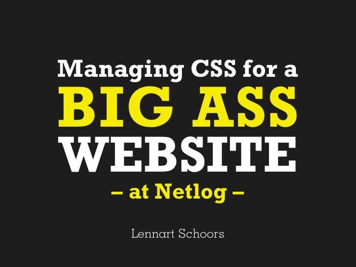 Best Big Ass Websites