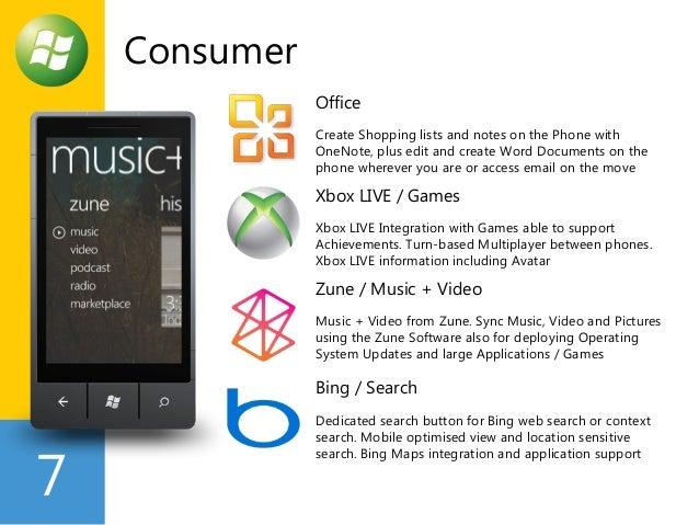 Bar Camp Bizspark Windows Phone 7 26 Octobre