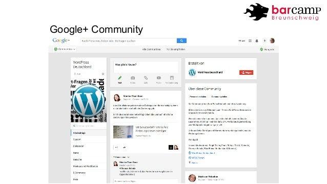 Google+ Community