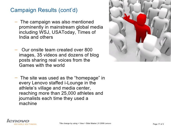Social media corporate case studies