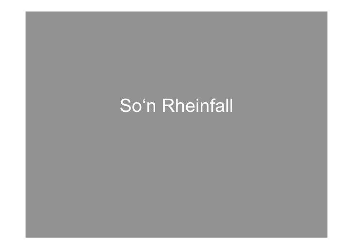 So'n Rheinfall