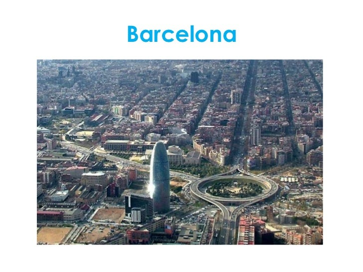 Barcelona<br />