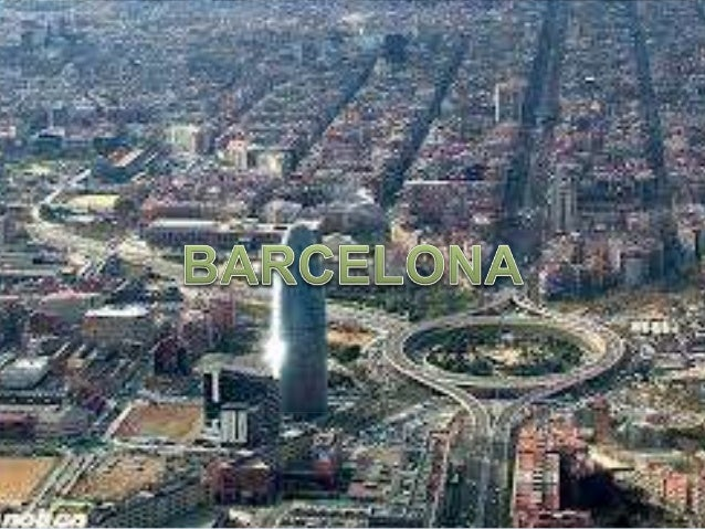 GENERAL INFORMATION Barcelona, located at the Mediterranean sea in the very north of the Spanish coast, is one of the sixt...