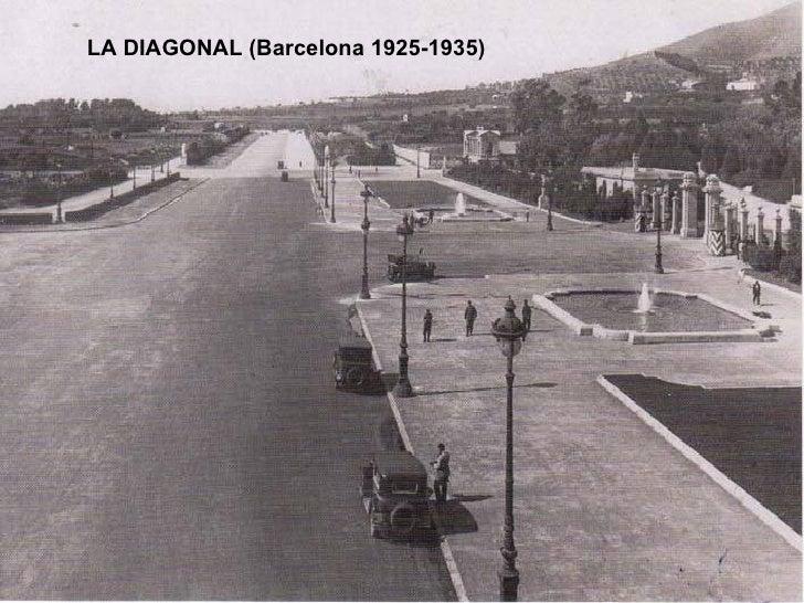 LA DIAGONAL (Barcelona 1925-1935)