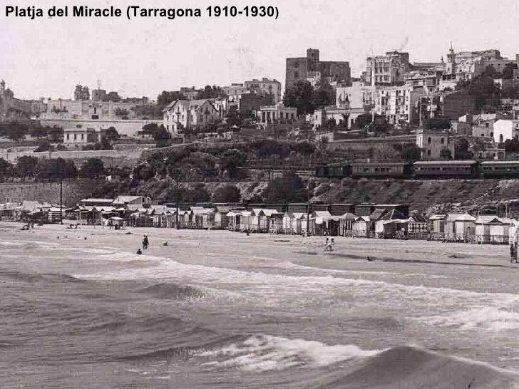 Platja del Miracle (Tarragona 1910-1930 )