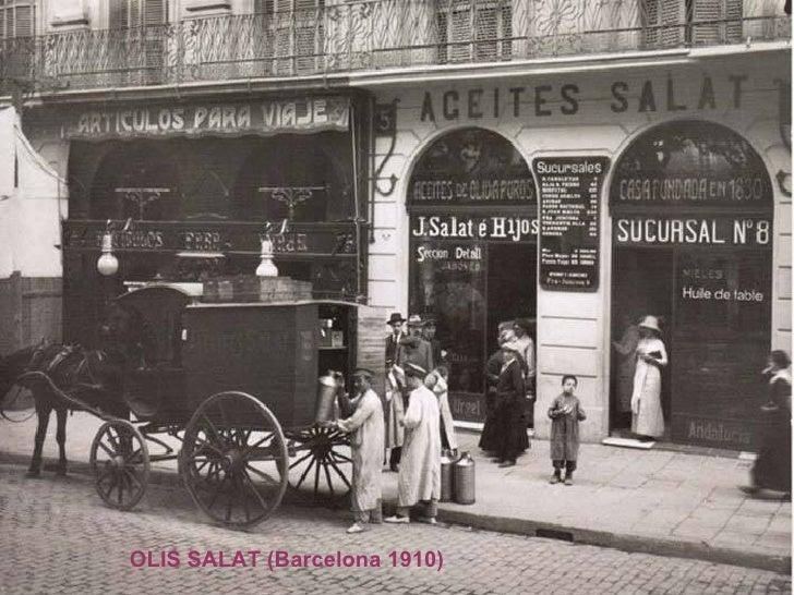OLIS SALAT (Barcelona 1910)