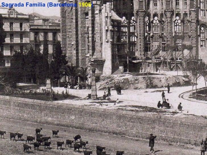 La Sagrada Familia (Barcelona  1906 )