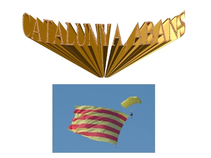 CATALUNYA, ABANS