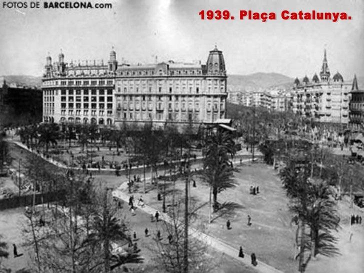 Fotos Històriques de Barcelona 1910-1965