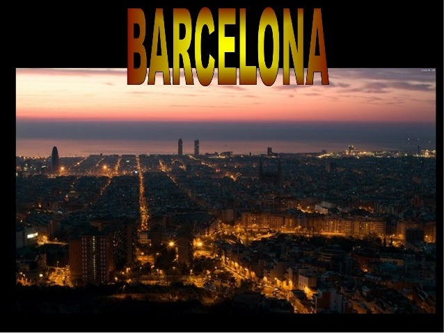 This is the map of Europe This is Barcelona In the city of Barcelona there are 1.621.537 inhabitants In Barcelona you can ...