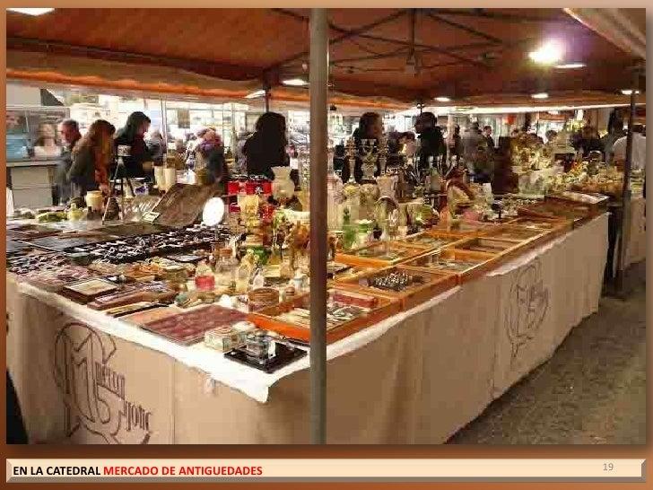 Barcelona 30 mercadillos y ferias ambulantes - Mercado antiguedades barcelona ...