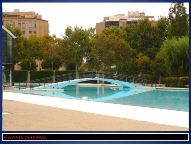 Barcelona 86 nou barris 2 districte municipal for Piscina can drago horarios