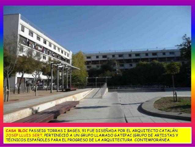 Barcelona 87 sant andreu 1 districte municipal - Casa bloc sant andreu ...