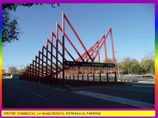 Barcelona 87 sant andreu 1 districte municipal for La maquinista parking