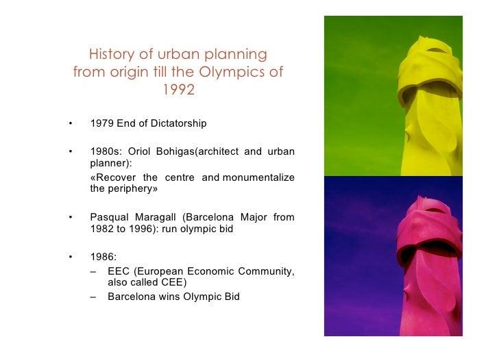 Barcelona & 1992 Olympic Game Slide 3