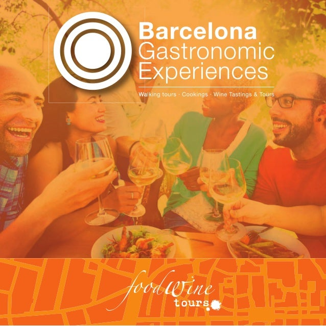 Barcelona Food and Wine Regular and Private Tours