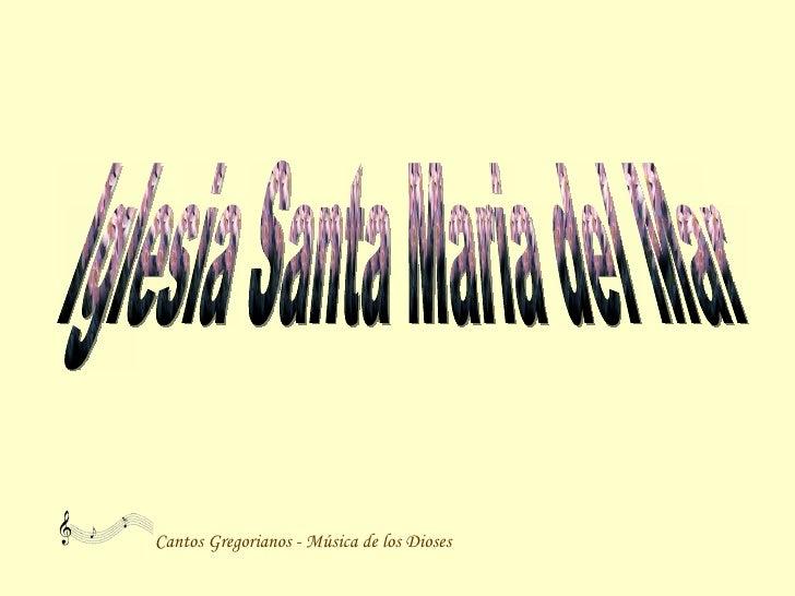 Cantos Gregorianos - Música de los Dioses