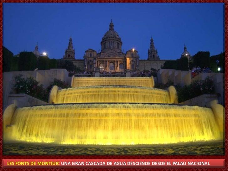 Barcelona 33 jardines de montju c 1 - Jardines de montjuic ...