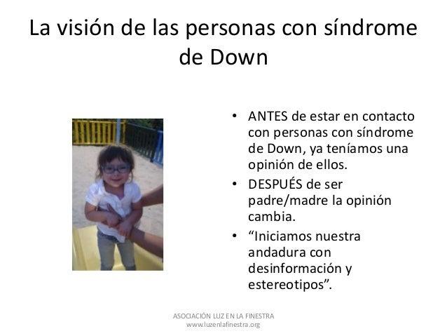 Intervención en contextos cotidianos desde un paradigma educativo con niños con Síndrome de Down Slide 2