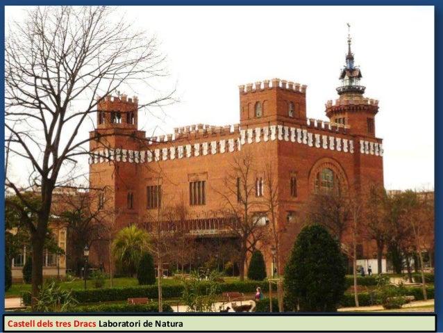 Barcelona museos 16 museu blau de ci ncias naturales for Jardin botanico montjuic