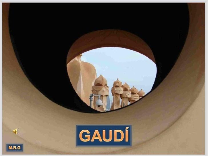 Antoni Gaudí i Cornet (*Reus, 25 de junio de 1852 – † Barcelona, 10 de junio de1926) arquitecto español, máximo representa...