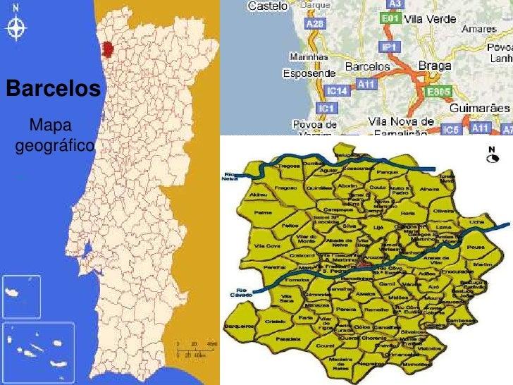 barcelos mapa de portugal Barcelos by João barcelos mapa de portugal