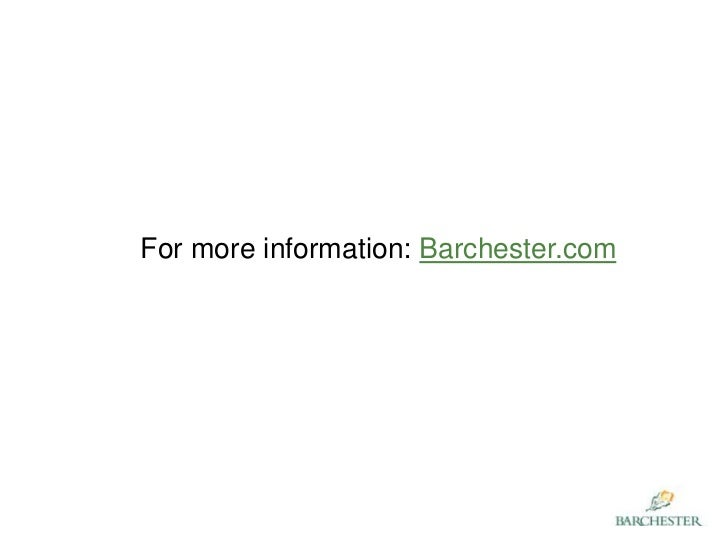 Barchester - Day, Nursing and Domiciliary Care