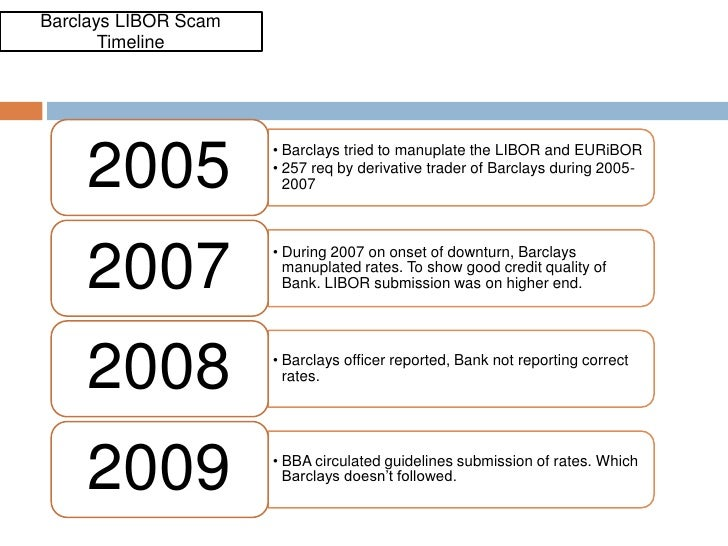 barclays and the libor scandal pdf