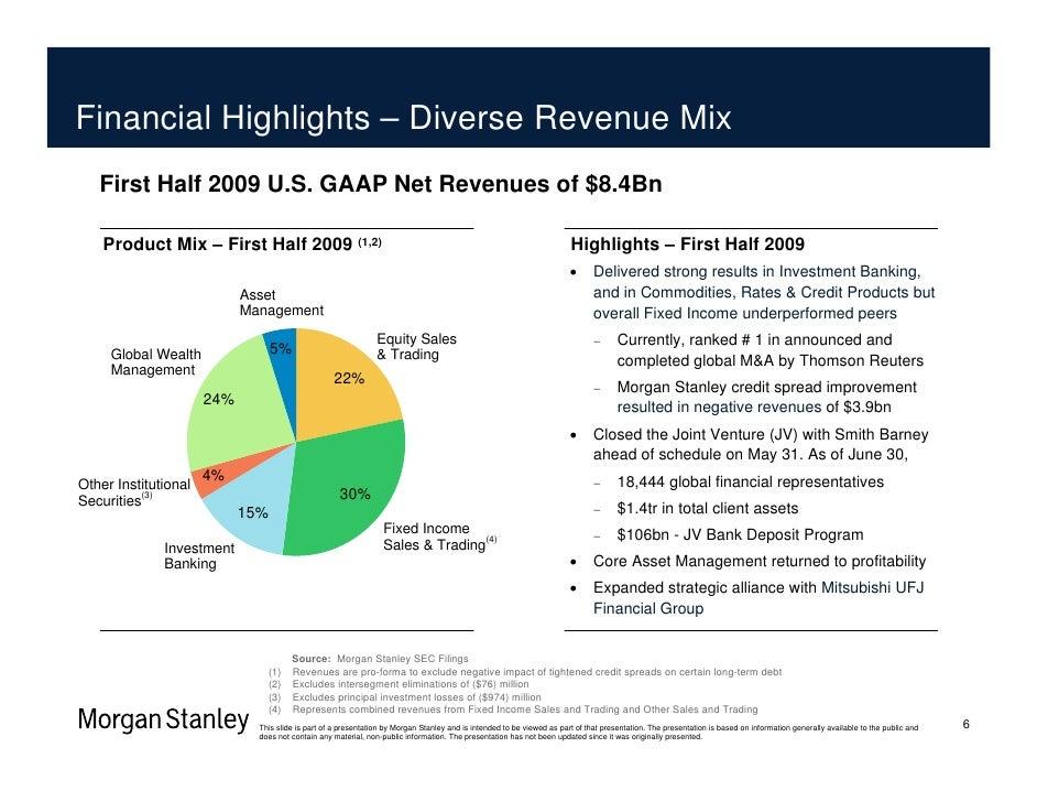 Morgan Stanley Barclays Financial Services Conference