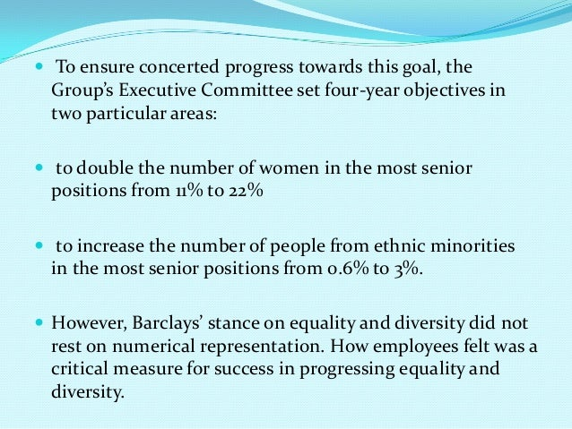 merit 1 equality diversity Equality and diversity in the oxford city council  that consideration is given to whether there is merit in  1 the equality and diversity review group is a.