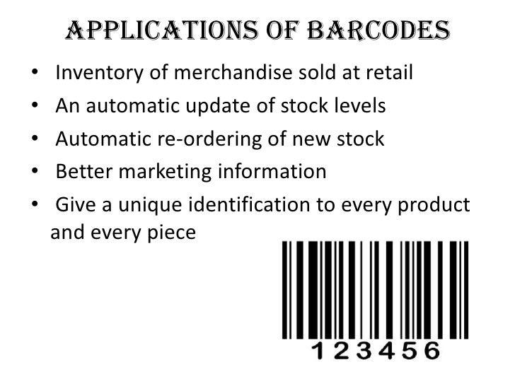 Bar Code Glossary