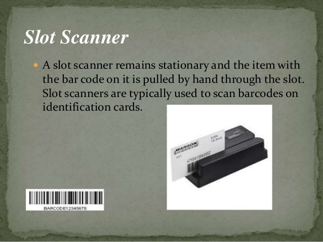 Barcode Reader(Scanner)