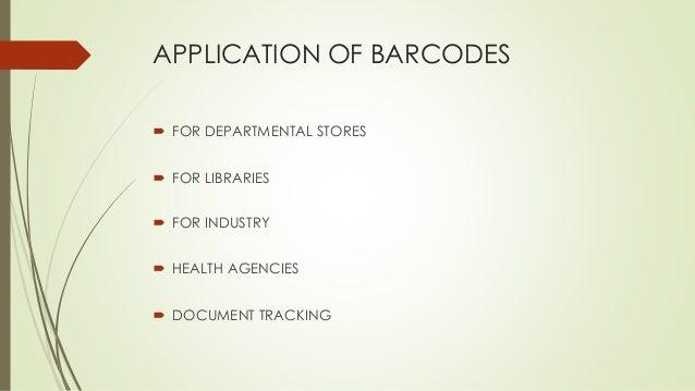 Barcode Technology