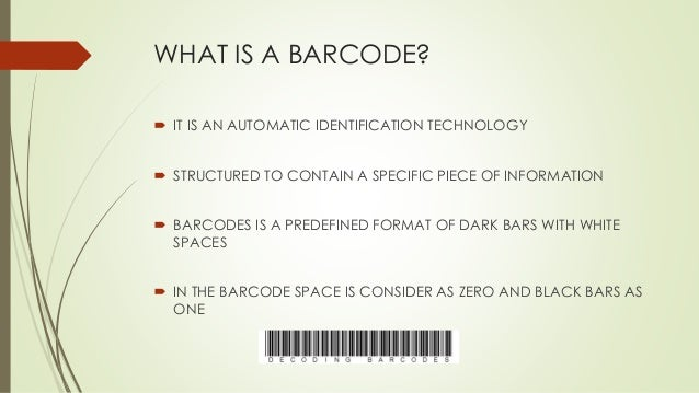 10 steps to barcode your product - Barcodes