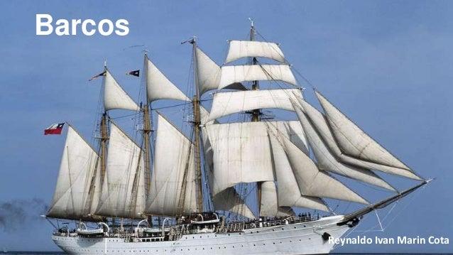 Barcos  Reynaldo Ivan Marin Cota