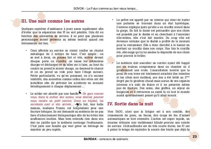 """Scenario """"Droit d'asile"""" pour le JDR Bardak"""